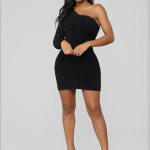 Fashion Nova Bel Air Babe Dress